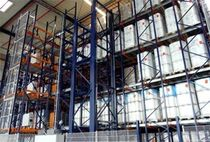 automatic pallet storage system  SMB International GmbH