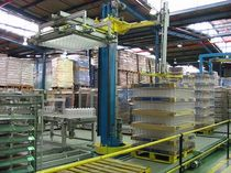 automatic palletizer  Productive Systems