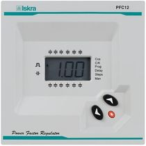 automatic power factor regulator  Iskra Sistemi