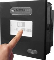 automatic power factor regulator PF Touch Metralive
