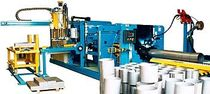 automatic rolling/welding line max. 4 mm | 160-JO JAMMES Industrie