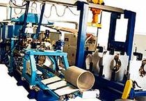 automatic rolling/welding line max. 2.3 mm | 160-MO JAMMES Industrie