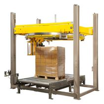 automatic rotary ring stretch wrapper max. 60 p/h, 20 rpm | OCTOPUS™ C series ITW Muller