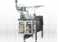 automatic sachet filler and sealer for liquids 1 250 - 2 500 p/h | AAAH2 FDB S.r.l.