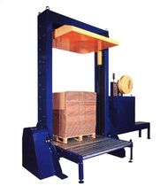 automatic side sealing pallet strapping machine  Refacom
