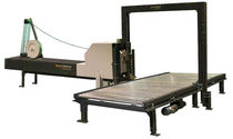 automatic side sealing strapping machine max. 90 p/h | VarioMaster 9440 WULFTEC