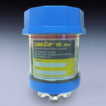 automatic single-point lubricator (electrochemical, variable discharge time) Lubri-Cup&amp;trade; VG Mini A.W. Chesterton Company
