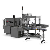automatic sleeve wrapping machine (with heat shrink film) max. 1 080 p/h | SVA-90 ULMA Packaging