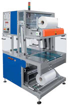 automatic sleeve wrapping machine (with heat shrink film) max. 50 p/min | AVN SA 25 Affeldt Verpackungsmaschinen