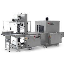automatic sleeve wrapping machine with shrink tunnel max. 1 080 p/h | SVAL ULMA Packaging