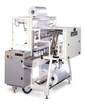 automatic sleeve wrapping machine (with heat shrink film) max. 300 mm  PMN INDUSTRI A/S