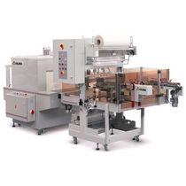 automatic sleeve wrapping machine with shrink tunnel max. 2 400 p/h | SVAGT ULMA Packaging