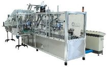 automatic sleeve wrapping machine with shrink tunnel  Ave Industries S.r.l.,
