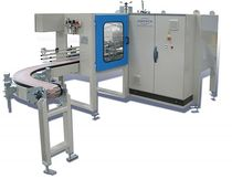 automatic sleeve wrapping machine with shrink tunnel 20 - 60 p/min | ET/RSD/PT/PC EUROTECH