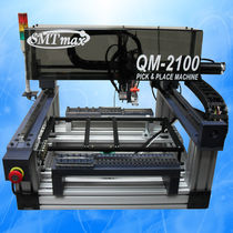 automatic SMT pick & place machine 2 000 - 3 000 p/h | QM2100  SMT MAX