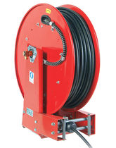 automatic spring rewind hose reel 250 bar, 70 m | MAXI 660 SAURO ROSSI &amp; C. Snc - Avvolgitubo Hose-reel