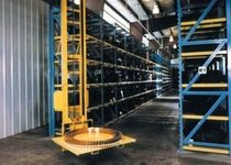automatic storage system with stacker crane max. 6 000 lbs  Ridg-U-Rak