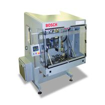 automatic tray forming machine (hot melt glue) max. 140 p/min | 7510, 7520 series Bosch Packaging Technology