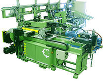 automatic tube bending machine with automated loading  Unison, Ltd.