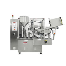 automatic tube filler and sealer max. 4 600 p/h, 2623 X 1120 X 2200 mm | S420 TGM - TECNOMACHINES srl