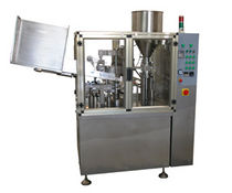 automatic tube filler and sealer max. 40 p/min | TFS-1PT Accutek Packaging Equipment Companies, Inc.