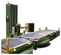 automatic turntable stretch wrapper Synergy™ 5 Highlight Industries