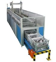 automatic ultrasonic cleaning - degreasing machine  MEG