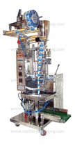 automatic V-FFS bagging machine for powders / granulates 10 - 70 p/min | MK-201 Multiko Packaging