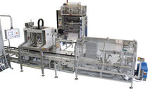 automatic V-FFS bagging machine 40 - 60 cycles/min, 12 lanes Gopack d.o.o. Nova Gorica, Packaging Machines