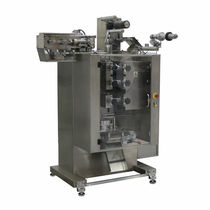 automatic V-FFS bagging machine (continuous motion) max. 100 p/min | Accu-Pack Accutek Packaging Equipment Companies, Inc.
