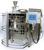 automatic V-FFS bagging machine (continuous motion) max. 200 p/min | LIMA-C series UVA Packaging