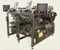 automatic V-FFS bagging machine for food products 10 - 240 p/min | G3 KLIKLOK-WOODMAN