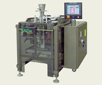 automatic V-FFS bagging machine for powders / granulates 10 - 120 p/min | Apache KLIKLOK-WOODMAN