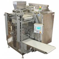 automatic V-FFS bagging machine for powders / granulates (4-side sealed) max. 350 p/min | GAMMA TNT series Universal Pack