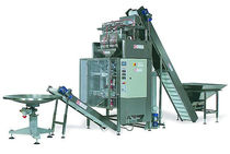 automatic V-FFS bagging machine for powders / granulates 40 - 50 p/min | BG65/A C.I.A