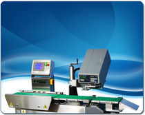 automatic weighing-labeling machine Serie KT | HSC350 series NEMESIS