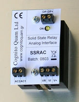 automation and control relay SSR series  Cognito Quam Electrotechnologies Ltd