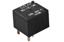 automotive power relay 30 A @ 12 VDC | Series 50 O/E/N India Ltd.