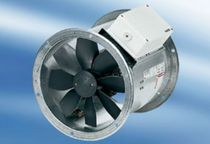 axial fan for circular ducts 1 100 - 15 000 m³/h | EZR, DZR series MAICO
