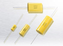 axial leaded metalized-polyester film capacitor 0.01 - 10.0 µF | MET/MEA CL20T/CL20A Kowary Technology Co., Limited