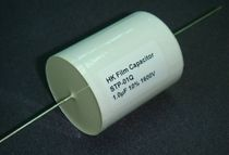 axial leaded snubber capacitor 0.01 - 4.7 µF | STP-01QE STP-01Q   Hong Kong Film Capacitor (Shun Tai)