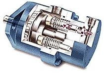 axial piston hydraulic pump 227 l/min, 20 000 psi  Dynex