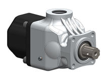 axial piston hydraulic pump max. 400 bar OMFB