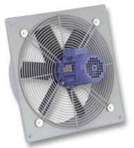 axial wall fan VHS-ATX series aspirnova2000 s.r.l