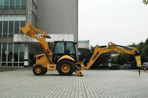 backhoe loader 9 200 kg | CG866H SiChuan Chengdu Cheng Gong Construction Machinery