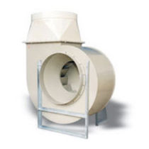 backward curved centrifugal fan 5 000 - 30 000 m&sup3;/h | PR series PLASTIFER
