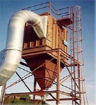 bag dust collector : pulse jet Sun-Pulse� Sunco