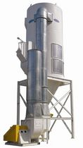 bag dust collector : reverse air 7 - 24 '' | BRF series Imperial Systems, Inc.