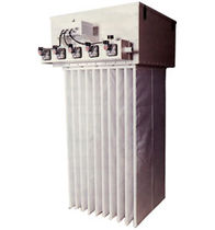 bag dust collector : reverse pulse 600 - 8 000 m³/h | DAC KMI - FILT'AIR - HARRY