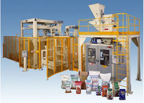 bag filler and sealer for bulk (automatic, open mouth bags) 600 p/h | IGF 600™ Concetti
